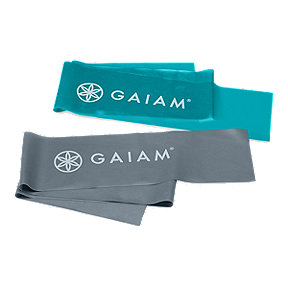 Gaiam Restore Flat Band Kit 3Pk