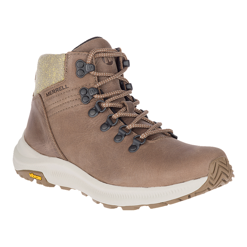 acf1c8d38ae Merrell Women's Ontario Mid Hiking Boots - Otter