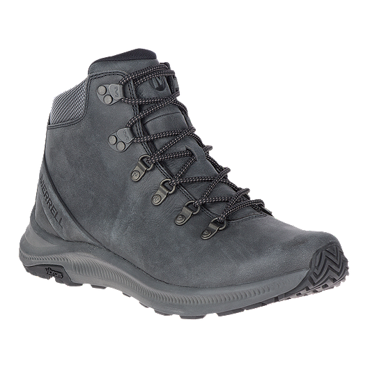 dc5bb283297 Merrell Men's Ontario Mid Hiking Boots - Black