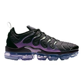 73f281c8bc9417 Nike VaporMax Plus Shoes - Black Dark Grey