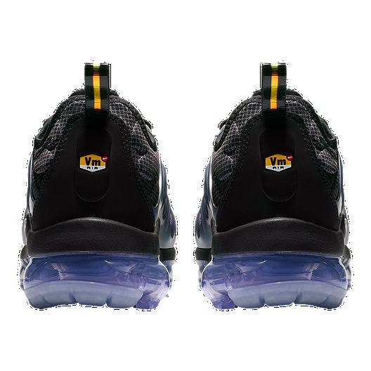 cheap for discount fd85e 89627 Nike Unisex VaporMax Plus Shoes - Black/Dark Grey