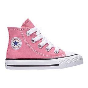 cdeb0689c85f Converse Girl Toddler Chuck Taylor All Star High Top Shoes - Pink