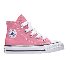 Converse Girl Toddler Chuck Taylor All Star High Top Shoes - Pink