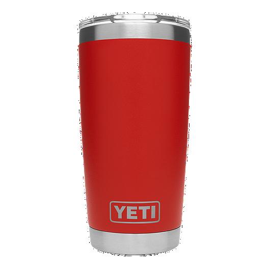 bd13d26b72c YETI Rambler 20 oz Tumbler with MagSlider Lid - Canyon Red | Sport Chek