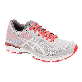 86b74d032c3 ASICS Women s GEL Glyde 2 Mid Running Shoes - Grey Pink