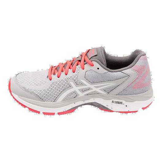 ASICS Women's GEL Glyde 2 Mid Running Shoes GreyPink