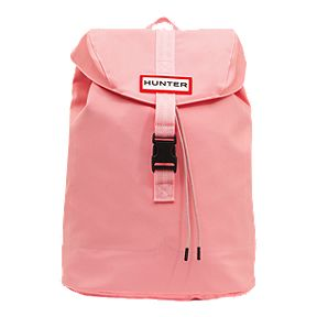 960779a8fc0 Hunter Original Lightweight Rubberised Backpack - Candy Floss