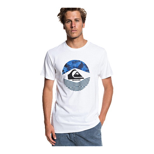 0e0b86ad7824f9 Quiksilver Men's Stomped On T Shirt - White | Sport Chek