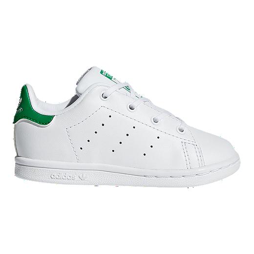 check out 5fecd 27cde adidas Boy Toddler OG Stan Smith Shoes - White/Green