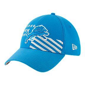 official photos 17cf6 07f59 Detroit Lions New Era 2019 39THIRTY Draft Cap