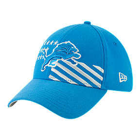 Detroit Lions New Era 2019 39THIRTY Draft Cap