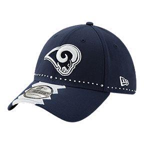 new style 908ab 39668 Los Angeles Rams New Era 2019 39THIRTY Draft Cap