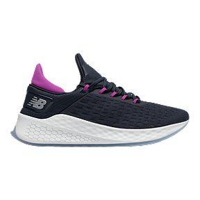 a810807185c New Balance Women s Lazr V2 Running Shoes - Purple Blue