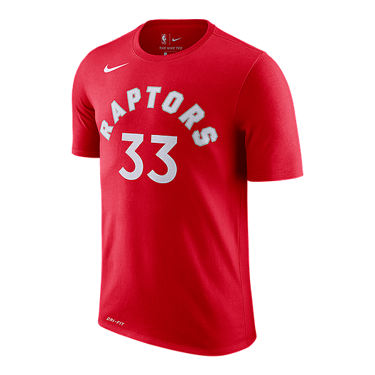 low priced 8f0bf d4ddc Toronto Raptors Men's Nike Marc Gasol Player Tee
