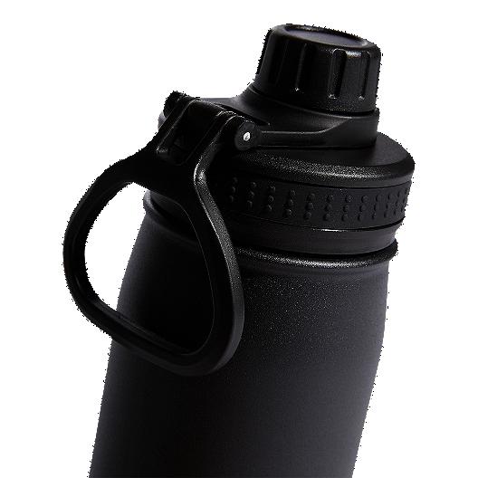 escalera mecánica Correspondencia gritar  Adidas 20 oz Stainless Steel Water Bottle - Black/Silver | Sport Chek