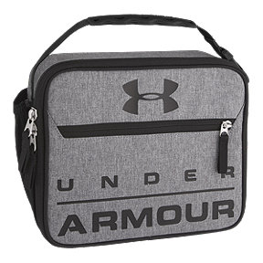 Under Armour Scrimmage Lunch Box - Heather Grey