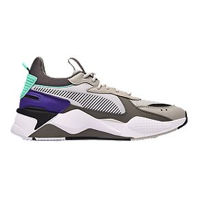 7ea66287263d6a PUMA Men s RS-X Track Shoes - Gray Violet Charcoal