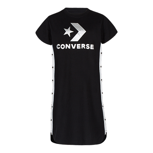 timeless design 13333 df43f Converse Girls  Star Chevron Track Dress   Sport Chek
