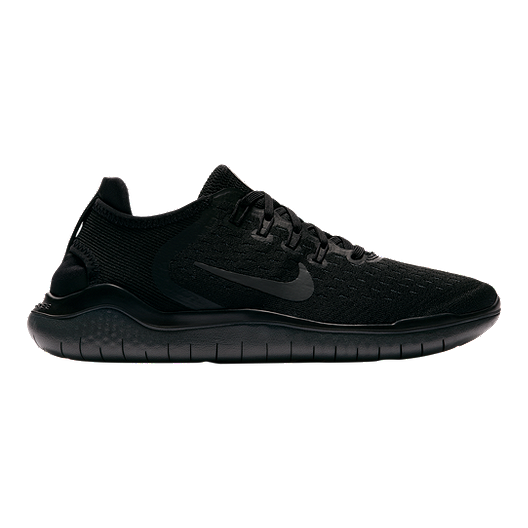 various colors 3e3ea 5cbe1 Nike Women's Free RN 2018 Running Shoes - Black/Anthracite