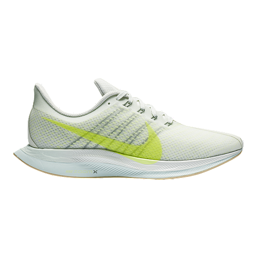 new concept e853a 16a34 Nike Women s Zoom Pegasus 35 Turbo Running Shoes - Green - SPRUCE  AURA BARELY VOLT