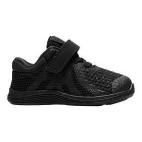 d9ef61454ec Nike Boy Toddler Revolution 4 Shoes - Black
