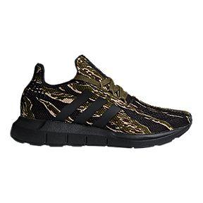 b71a8e1271287e adidas Boys  Swift Run Grade School Shoes - Core Black Olive cargo