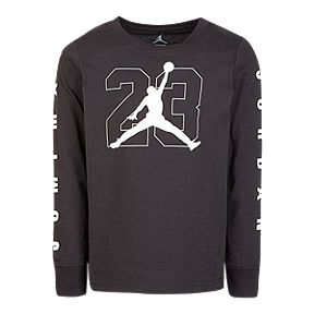 9656142f40e Jordan Boys' JSBK GX1 Long Sleeve Tee
