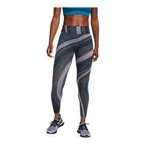 4d68263e257407 Nike Women's Epic Lux 7/8 Tights - Gunsmoke