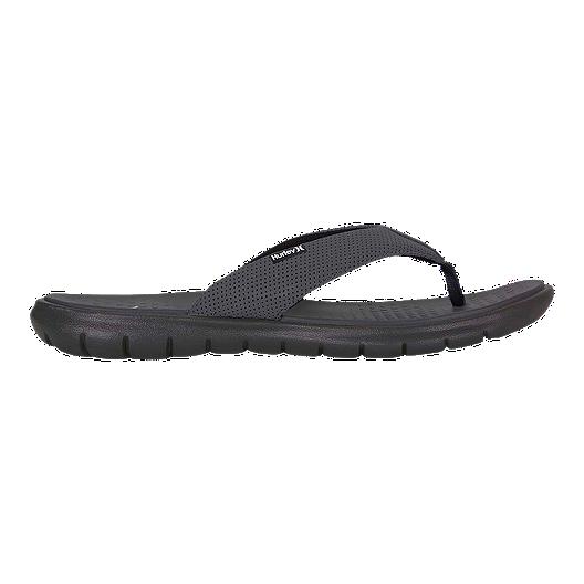 af9617c11 Hurley Men's Flex 2.0 Sandals - Dark Grey | Sport Chek