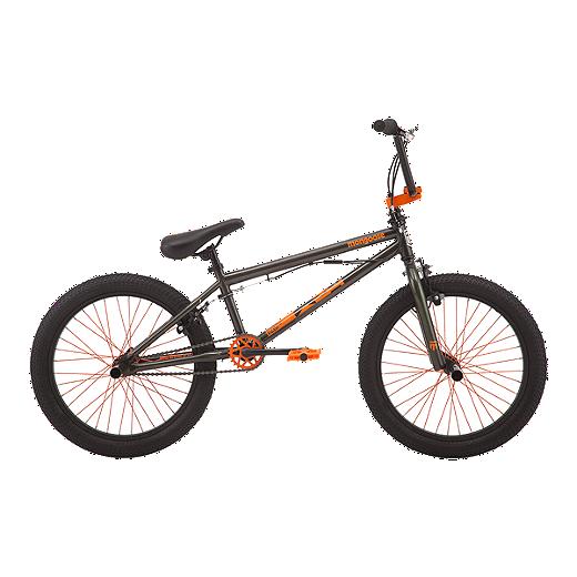 4539365e4e2f Mongoose Sion X BMX Bike 2019 - Army/Orange   Sport Chek