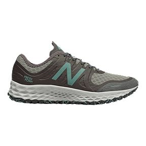 93c55b888ab83 New Balance Women's Kaymin Trail Running Shoes - Brown/Blue