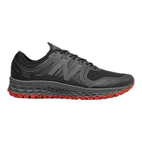 01478c8776f2 New Balance Men s Fresh Foam Kaymin Tail Running Shoes - Black Red