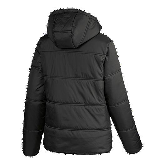 Puma Women's Classics T7 Insulated Hooded Jacket