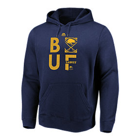 Buffalo Sabres Majestic Men's We Play To Win Hoodie