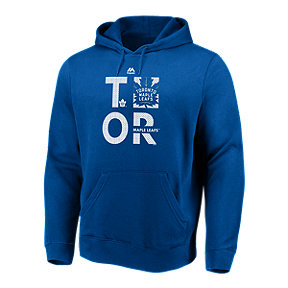 Toronto Maple Leafs Majestic Men's We Play To Win Hoodie
