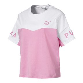 a42ebb83a PUMA Women's XTG Colour Block T Shirt