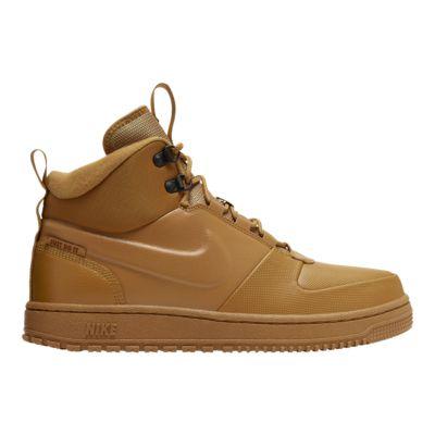 Nike Men's Path Winter Shoes - Wheat