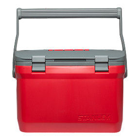 Stanley Adventure 15.1 L / 21 Can Cooler - Flannel Red