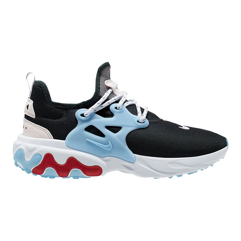 Espinoso Comportamiento Situación  Nike Women's React Presto Shoes - Off Noir/Blue/Pink | Sport Chek