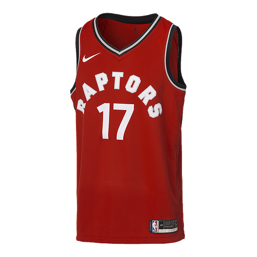 sale retailer 82034 e5bb5 Toronto Raptors Jeremy Lin Swingman Icon Basketball Jersey ...