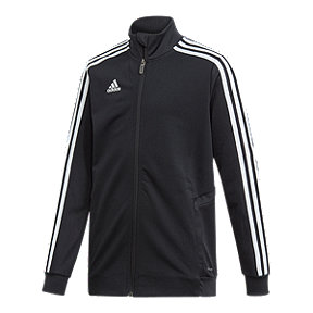 adidas Boys' Tiro 19 Jacket - Black