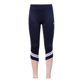 Puma Girls' Poly Colour Blocked Legging
