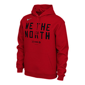 Toronto Raptors Men's Nike Dri-FIT Playoff Mantra Hoodie