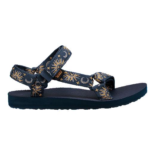 Teva Women's Original Universal Sandals   Sun And Moon Insignia Blue by Sport Chek
