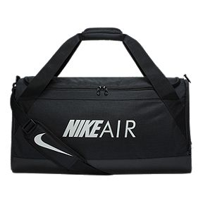 f4a4daac1f1ce9 Nike Air Brasilia Medium Duffel - Black