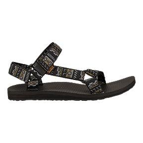 48f5e72f9 Teva Men's Original Universal Sandals - Pottery Black