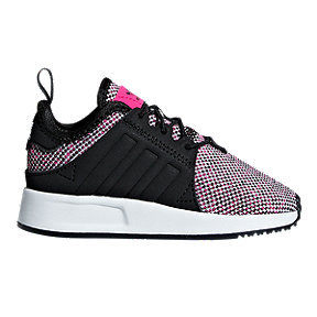 adidas Girl Toddler X-PLR Shoes - Shock Pink/Core Black/White