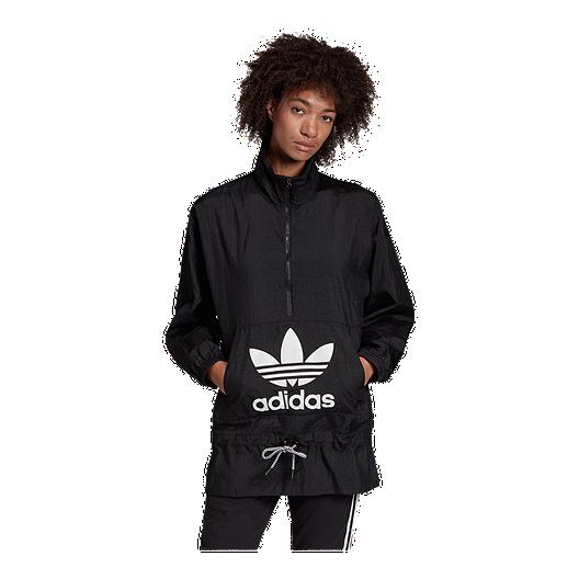 Tiza atmósfera Resignación  adidas Originals Women's Trefoil Windbreaker Jacket   Sport Chek