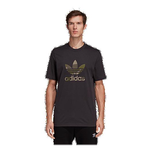 adidas Originals Men's Camo Infill T Shirt