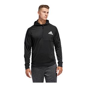 finest selection 21bb9 40553 adidas Men s Team Issue Pullover Hoodie - Black